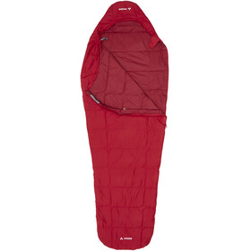 VAUDE Sioux 100 Syn Sovepose rød